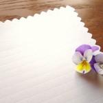 結婚式の写真を送る時に添えるお礼の手紙の書き方 遅くなってもOK?