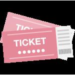 チケットを送る時の手紙 招待する 譲る時に添える手紙の書き方