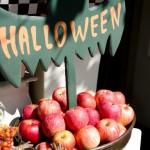 ハロウィン 占い りんご