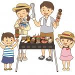 バーベキューに子どもが喜ぶおすすめ食材 餃子の皮で作って遊べる!