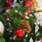 クリスマスの花や色の意味は?ツリーやリース飾りをもっと楽しむには