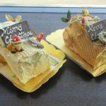 クリスマスにはブッシュドノエル 由来や飾りと手抜きで簡単な作り方