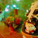 fクリスマス ひとり